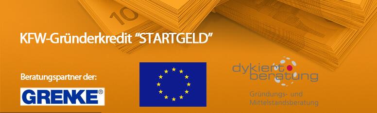 KfW-Gründerkredit StartGeld