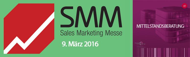 SMM – Sales Marketing Messe