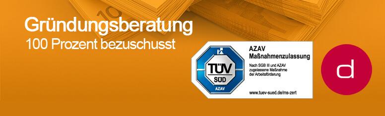 AVGS-Gründungsberatung
