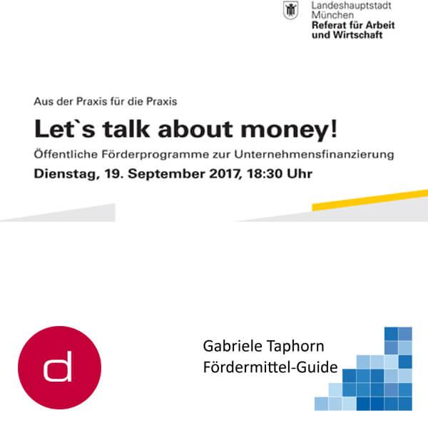 Förderprogramme für KMU