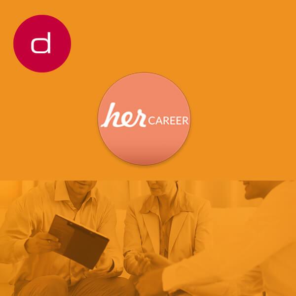 herCAREER 2017-Broschure