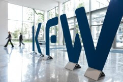 KfW-Zinsen für Gründer und Mittelstand sinken