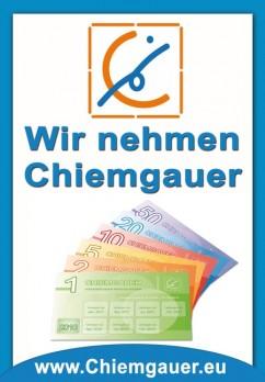 Beratung mit CHIEMGAUERN bezahlen